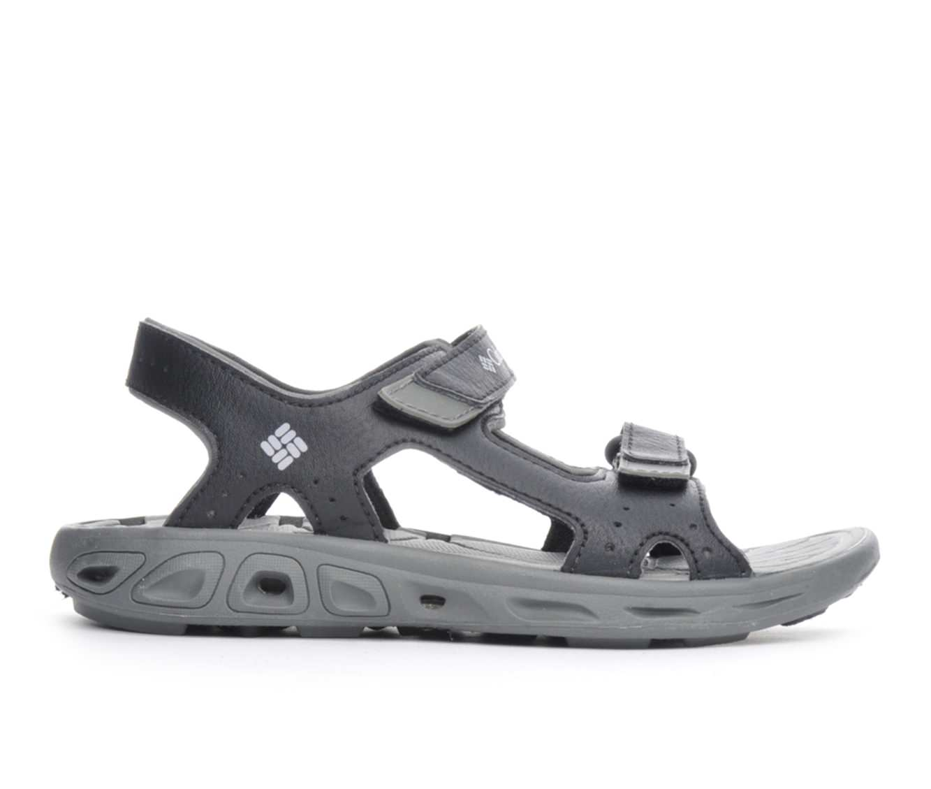 Boys' Columbia Techsun B Sandals (Black)
