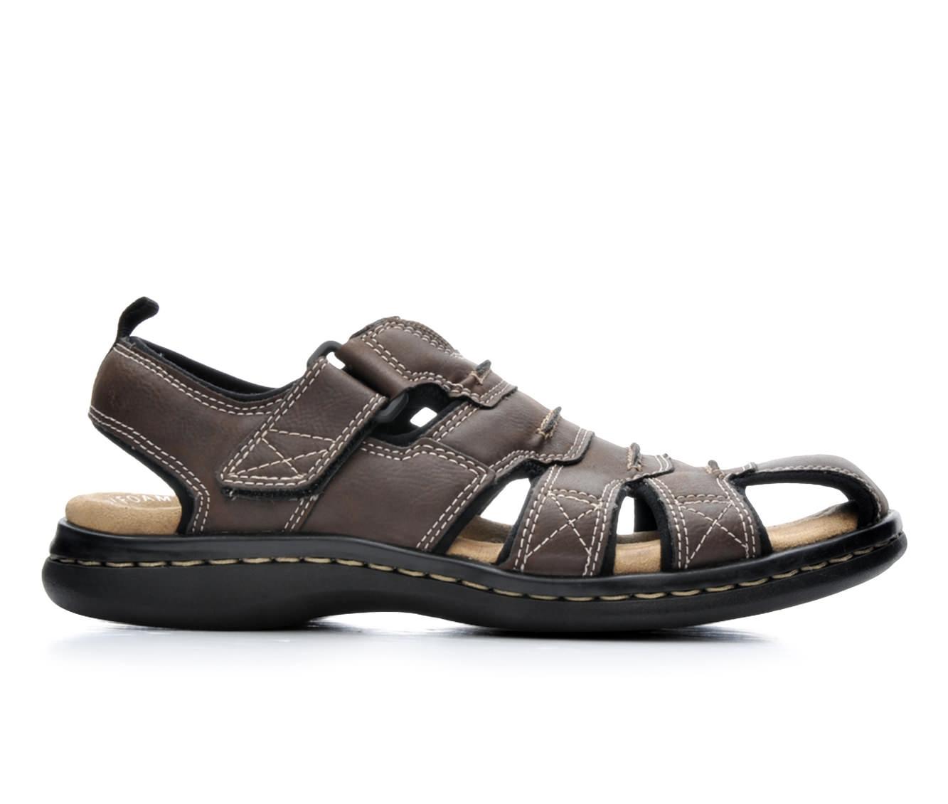 Men's Dockers Searose Sandals (Brown)