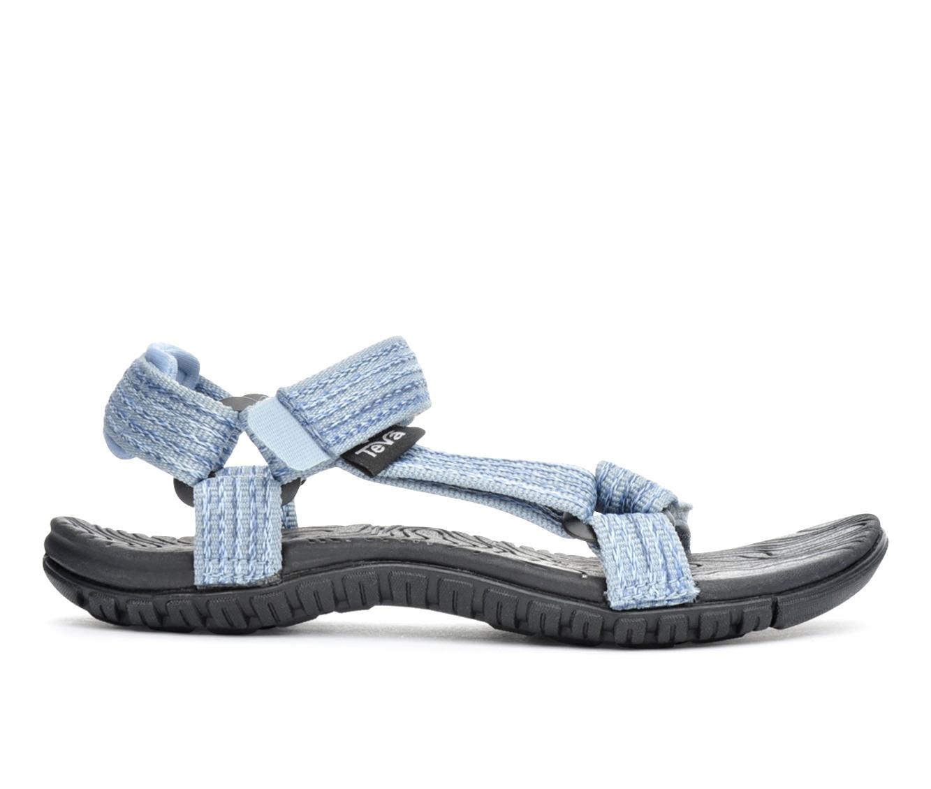 Girls' Teva Hurricane 3 G Sandals (Blue)
