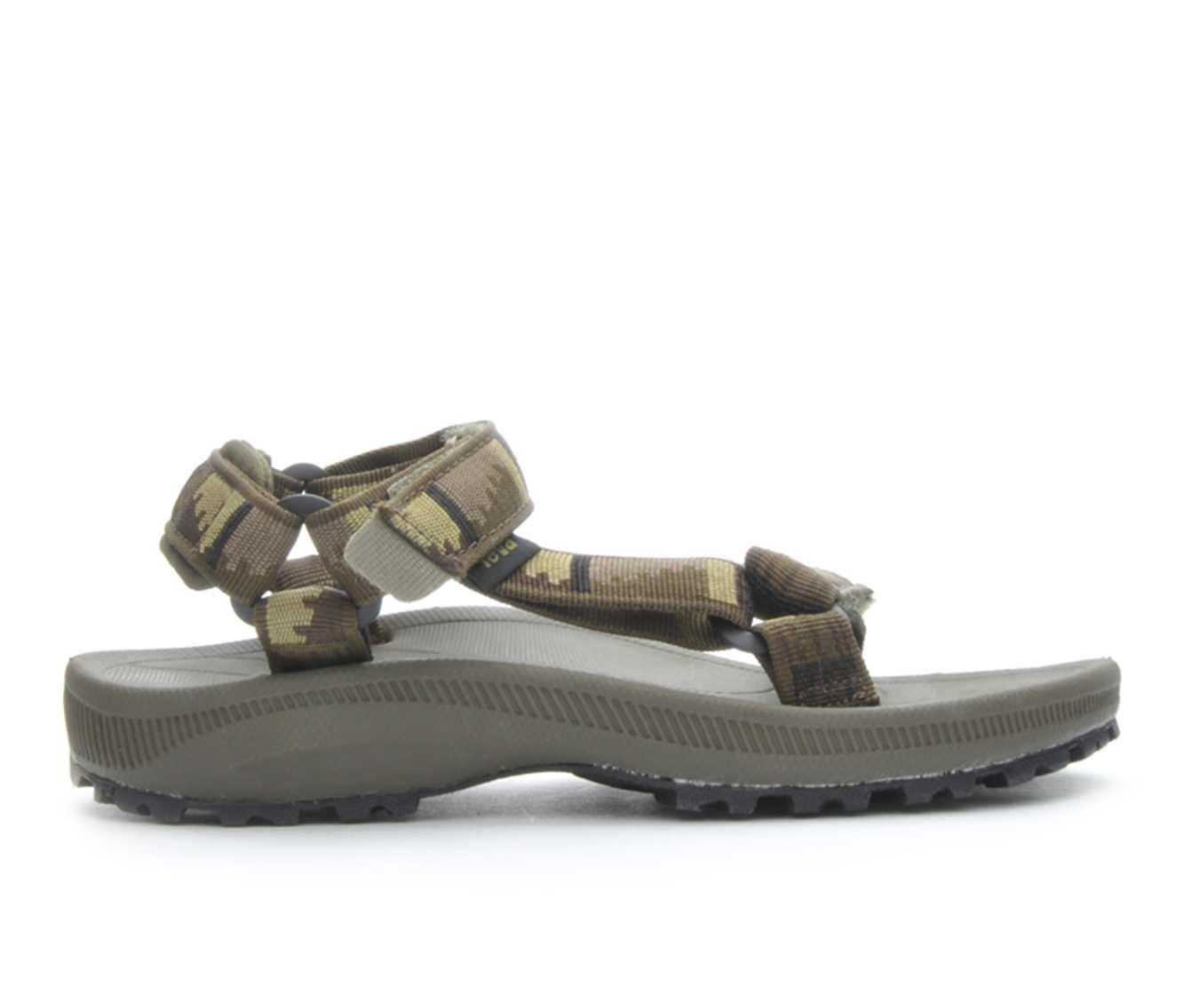 Boys' Teva Hurricane 2 Sandals (Brown)