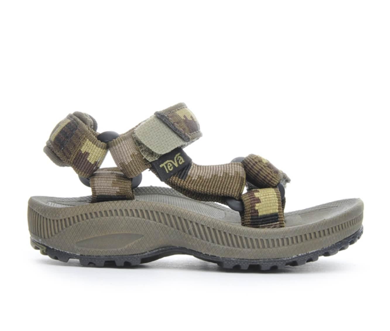 Boys' Teva Infant Hurricane 2 Sandals (Green)