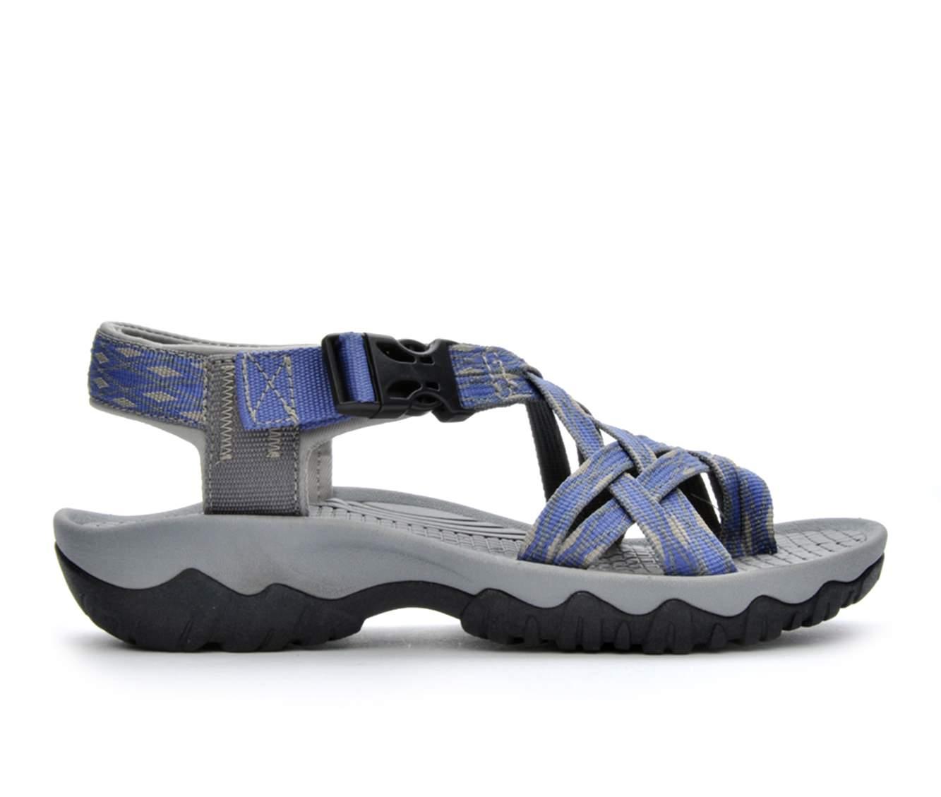 Women's BareTraps Tema Sandals (Grey)