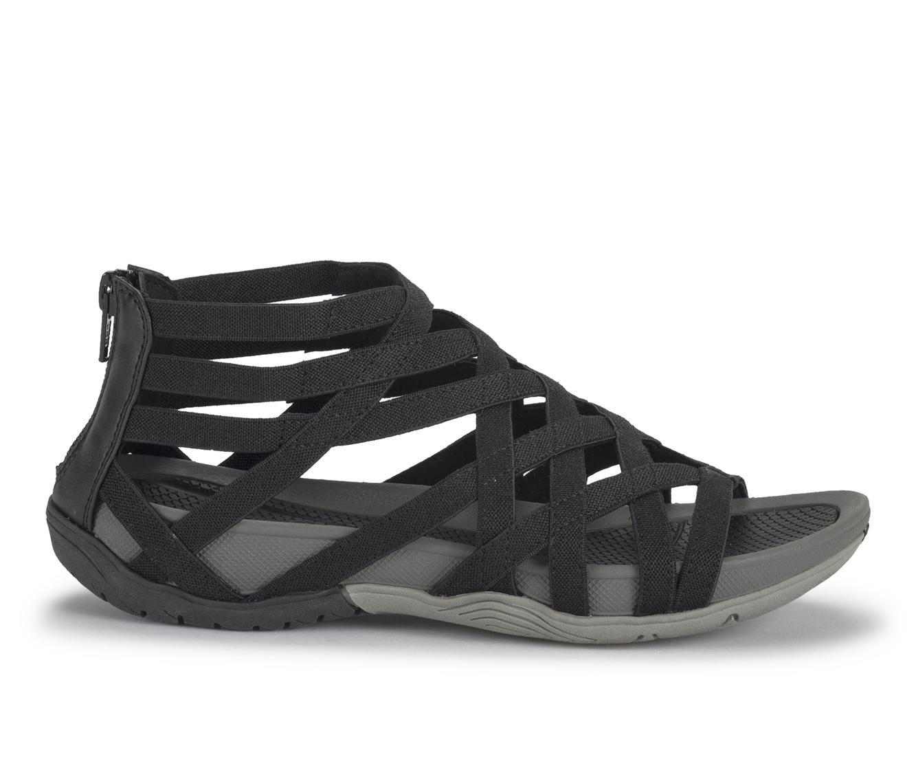 Women's BareTraps Samina Sandals (Black)