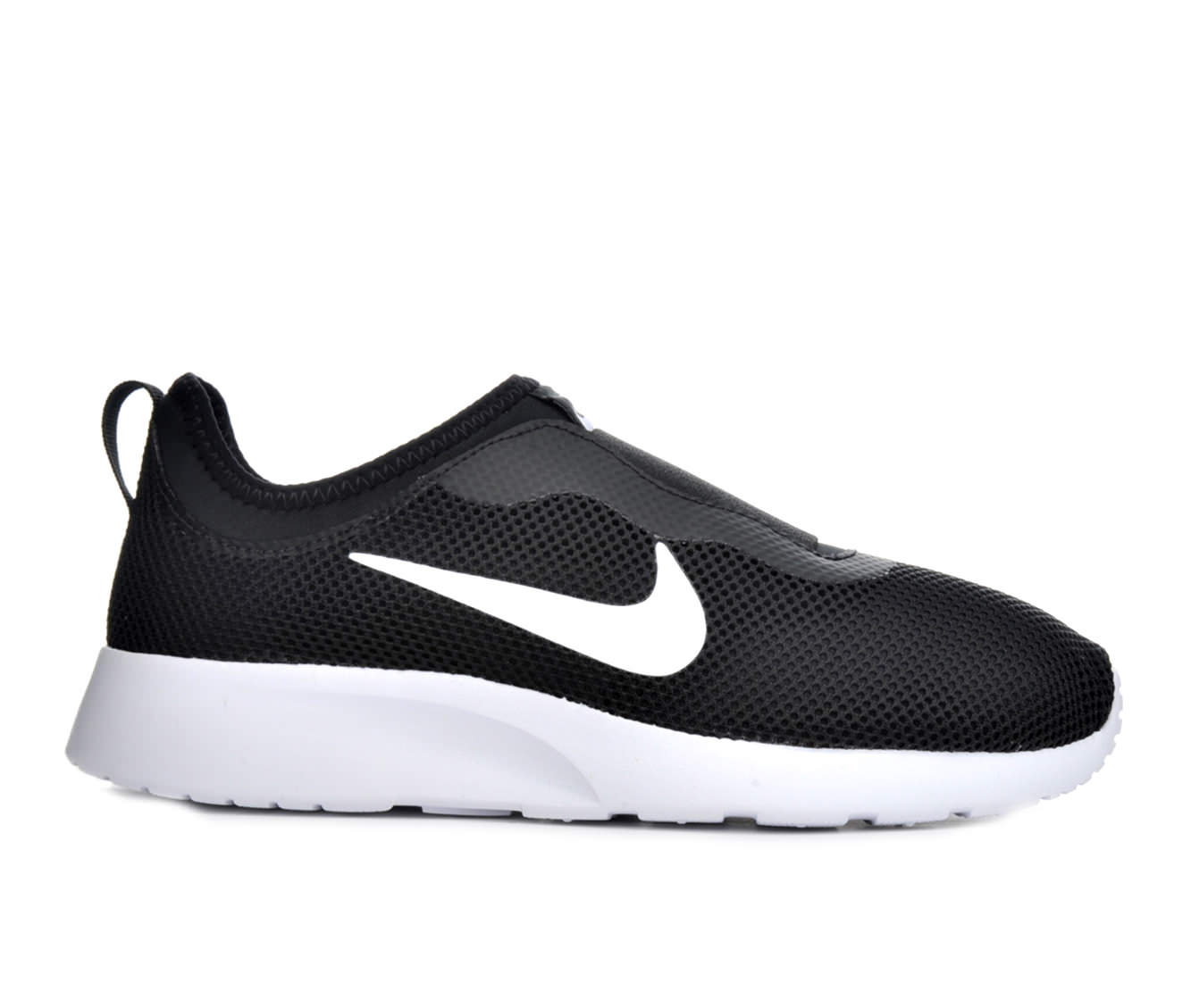Women's Nike Tanjun Slip Sneakers (Black - Size 9.5) 1637810
