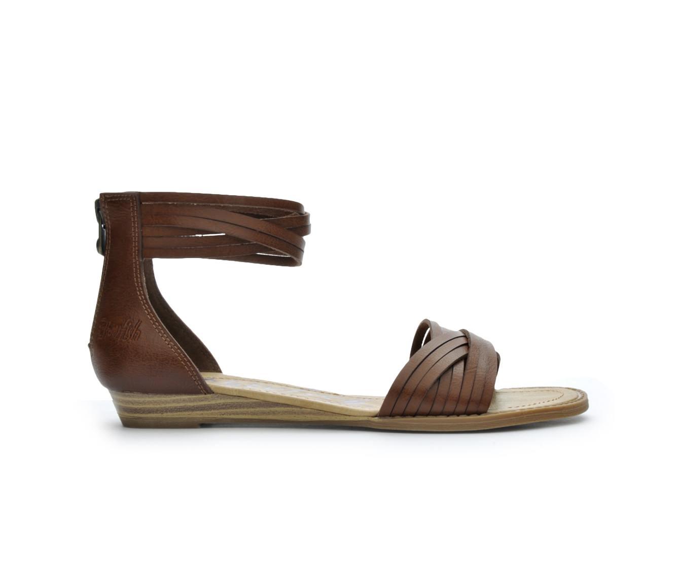 Women's Blowfish Malibu Baot Sandals (Brown)