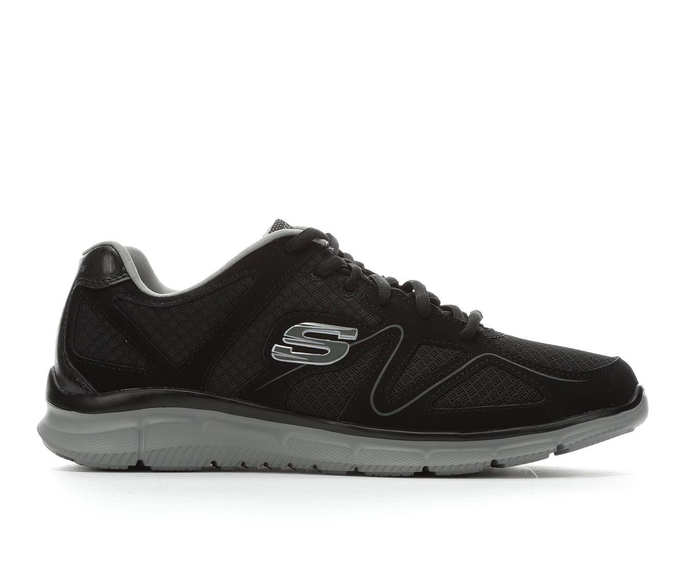 Men's Skechers Flash Point 58350 Running Shoes (Black - Size 11.5) 1687119
