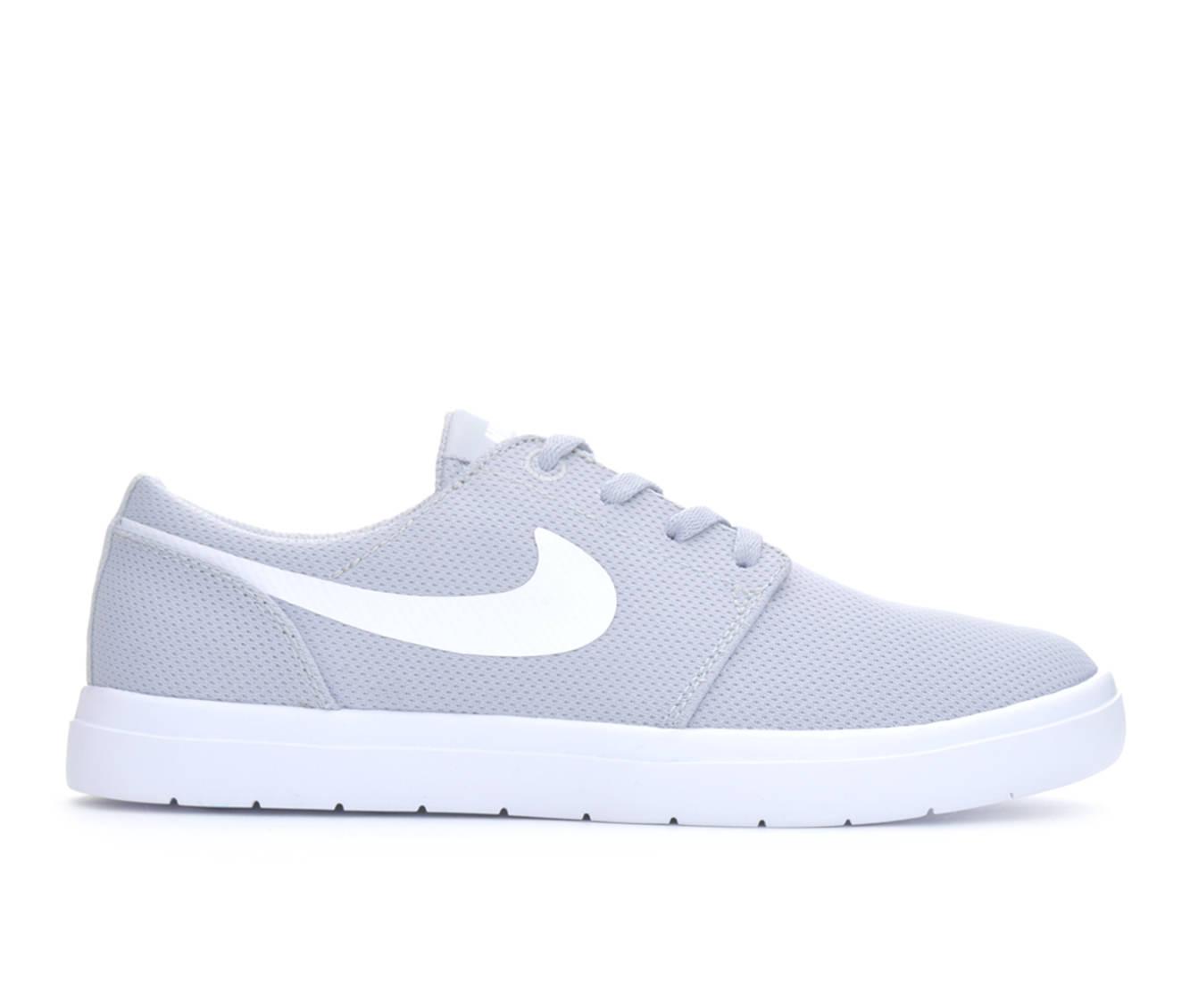 Boys' Nike Portmore II Ultralight Skate Shoes (Green)