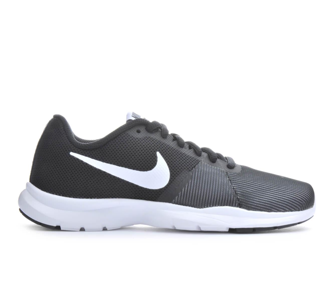 Girls' Nike Flex Bijou Sneakers (Black)