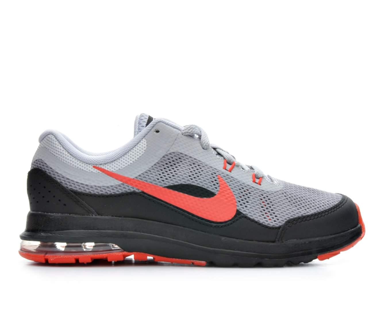 Boys' Nike Air Max Dynasty 2 Running Shoes (Grey)