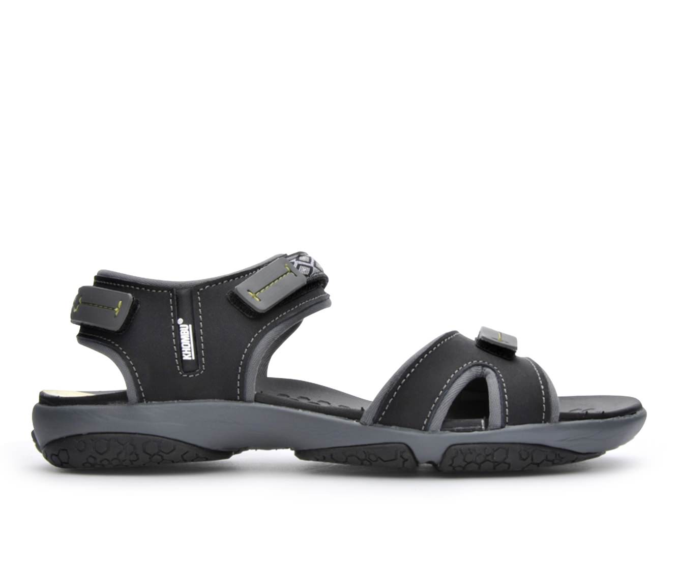 Women's Khombu Kennebec Sandals (Black)