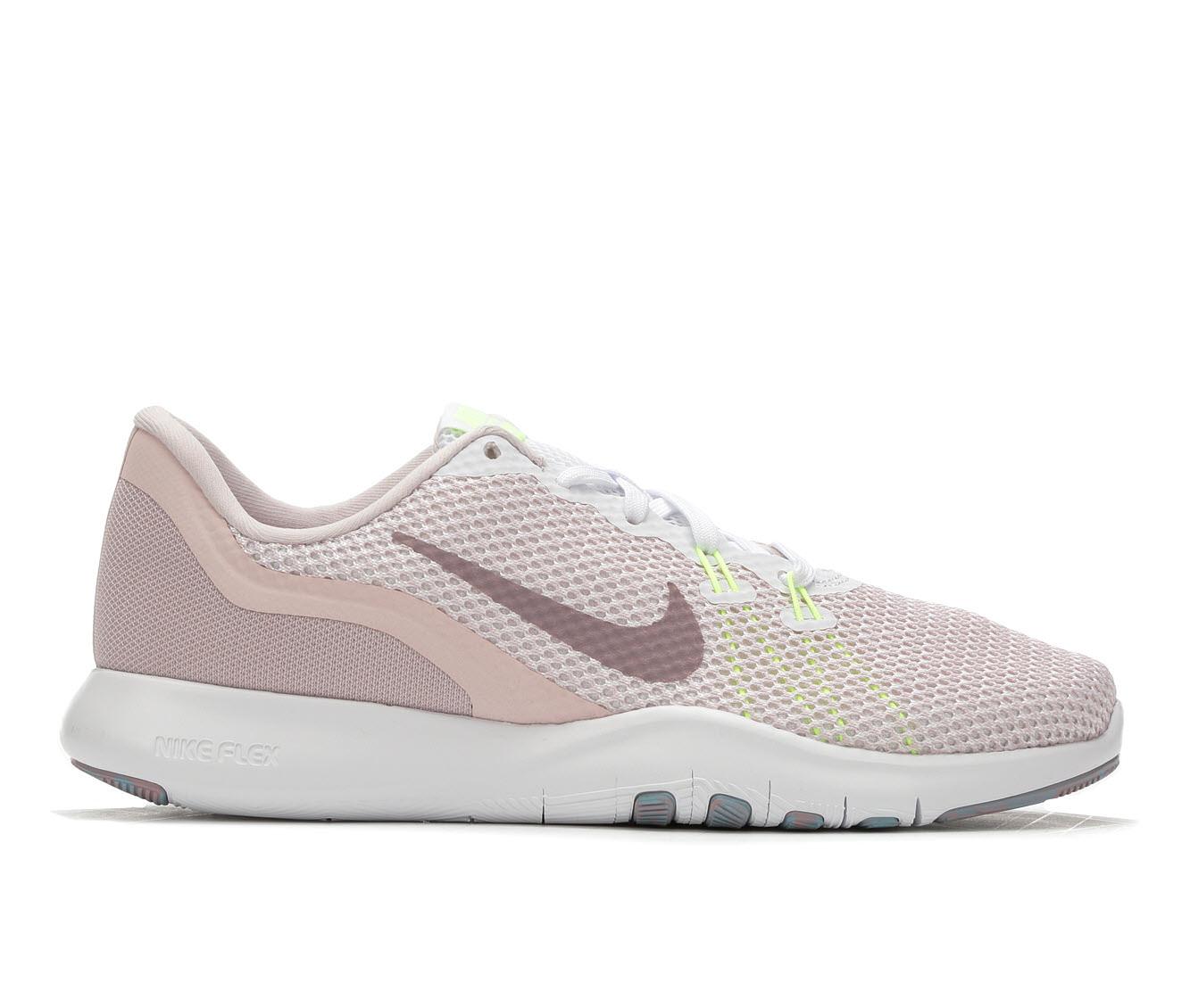Women's Nike Flex Trainer 7 Training Shoe (Pink - Size ) 1701960