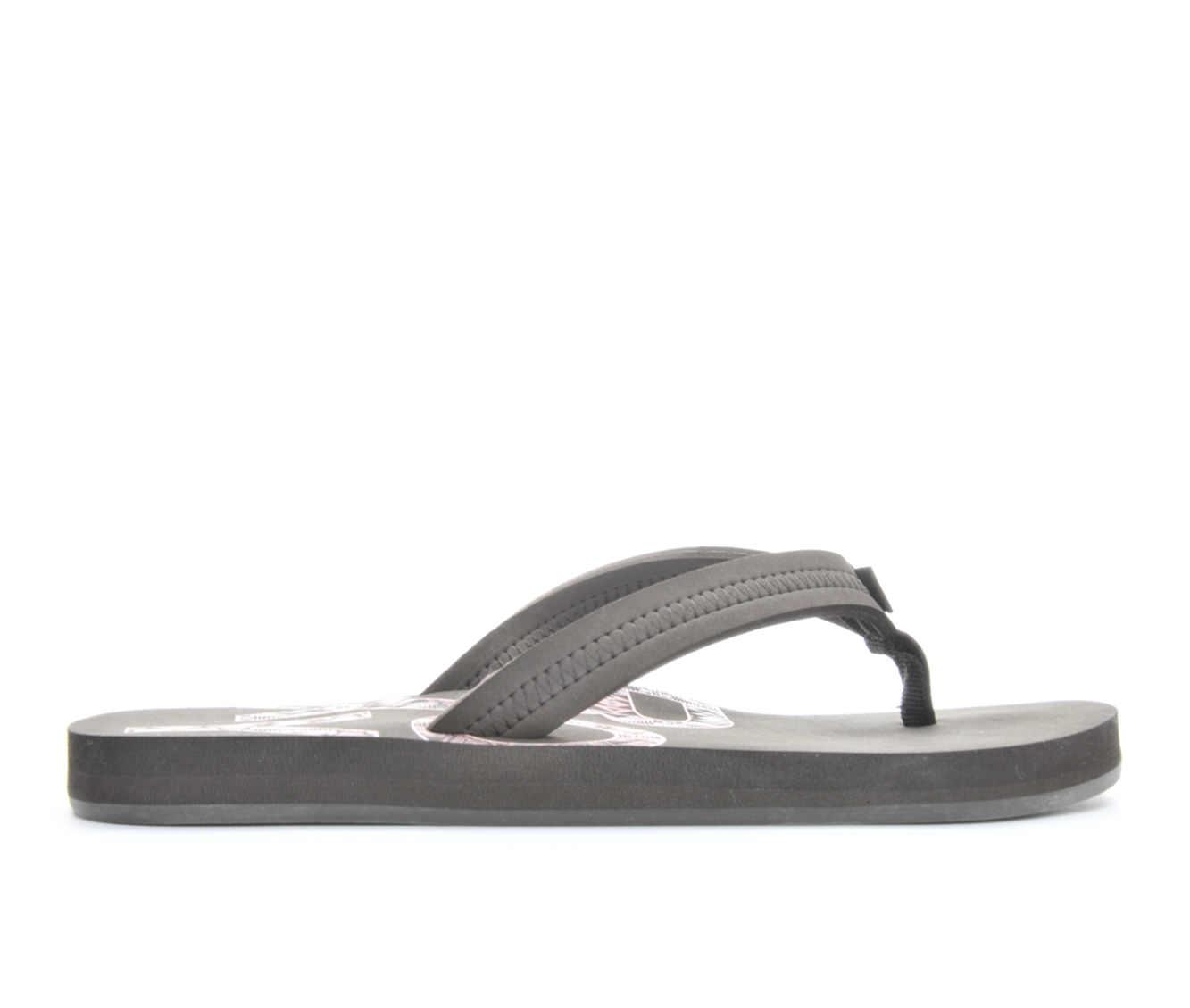 Women's Roxy Point Break Sandals (Brown)