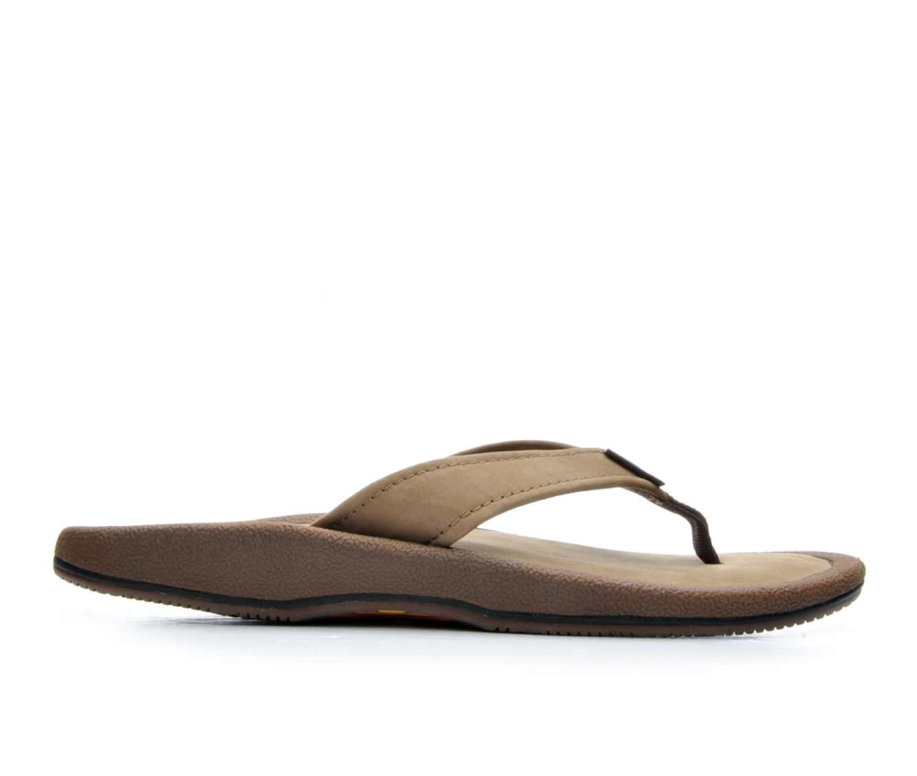 Men's Rainbow Sandals Navigator (Brown)