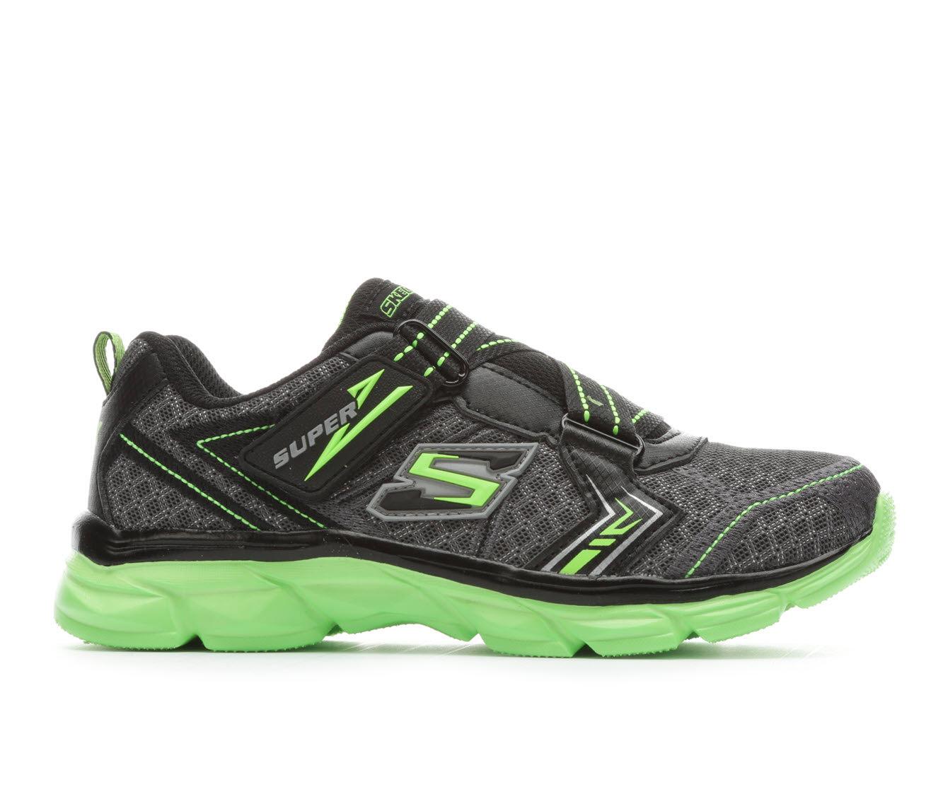 Boys' Skechers Advance Wide- Power Tread Sneakers (Grey)