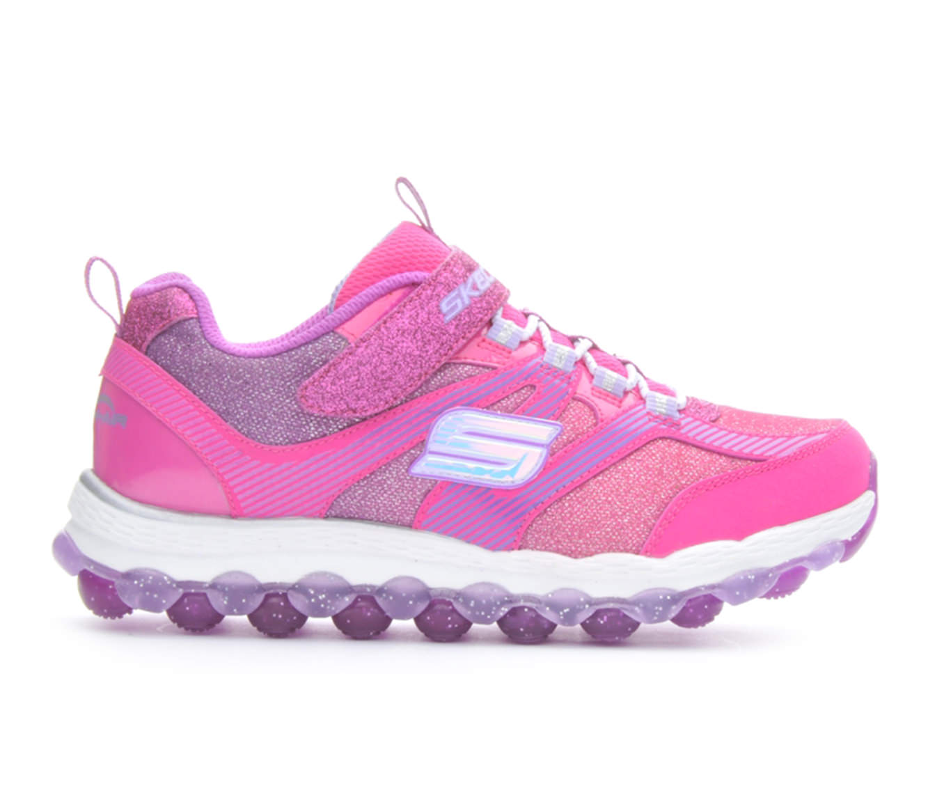 Girls' Skechers Skech Air Ultra -Glam It Up Sneakers (Pink)