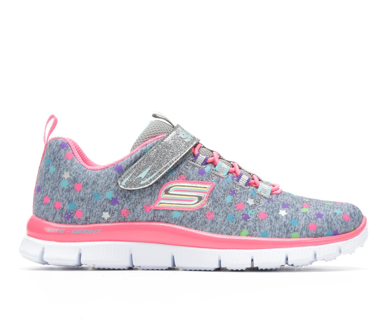 Girls' Skechers Skech Appeal Star Spirit Sneakers (Grey)