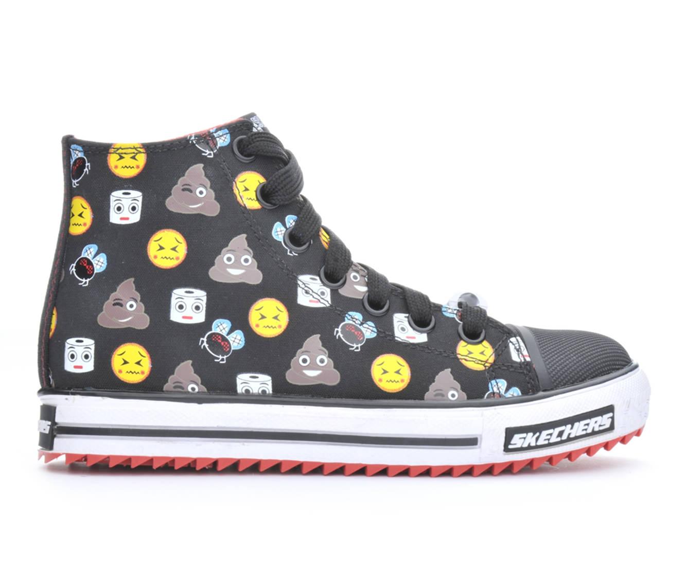 Boys' Skechers Jagged No. 2 Sneakers (Black)