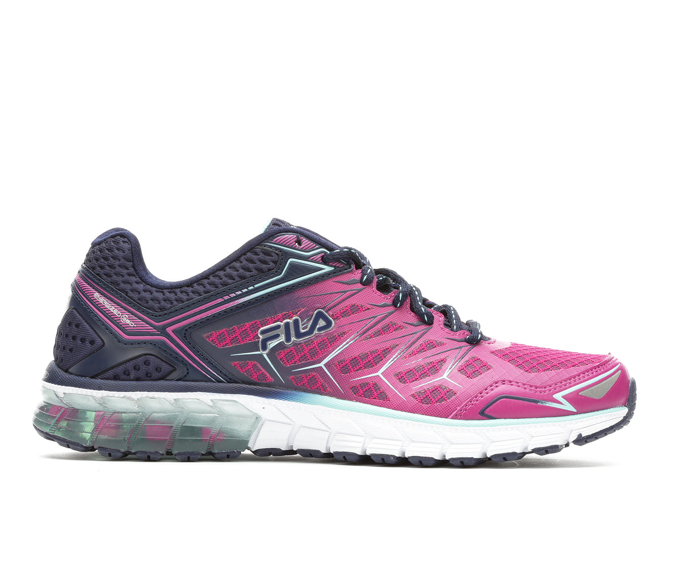 Women's Fila Ravenue 3 360 Running Shoes (Pink - Size 7) 1653576