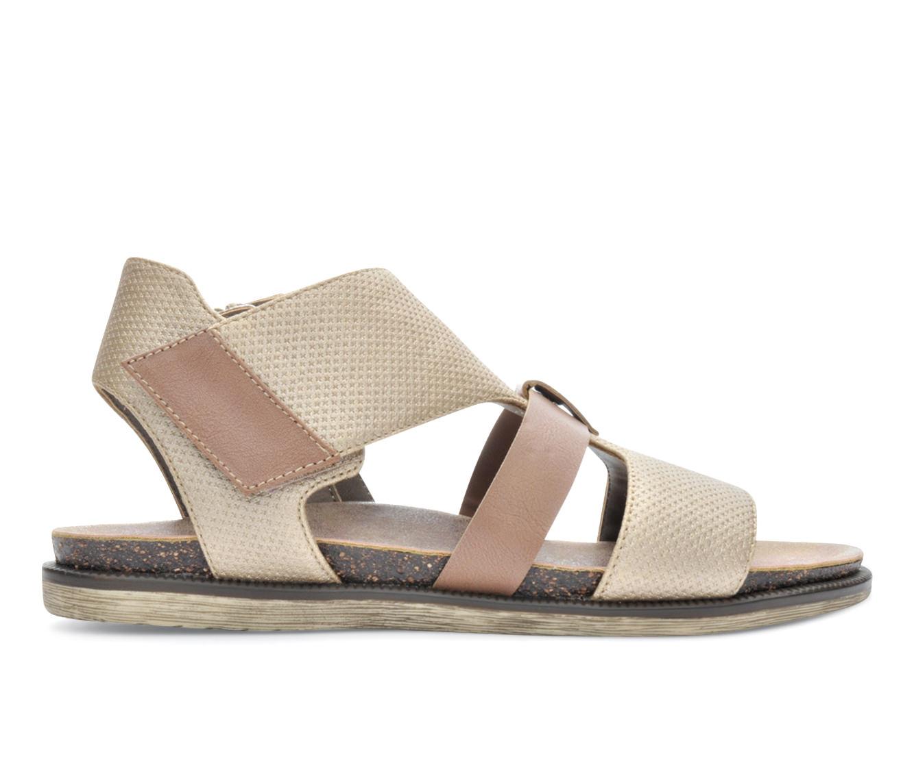 Women's Axxiom Tera Sandals (Gold)
