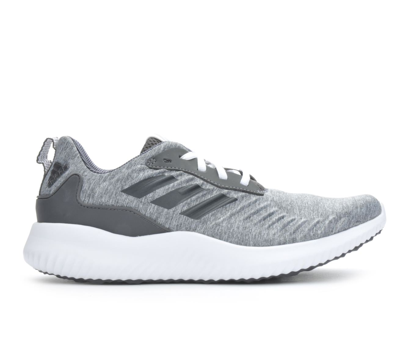 Men's Adidas AlphaBounce RC Running Shoes (Grey - Size 10.5) 1655085