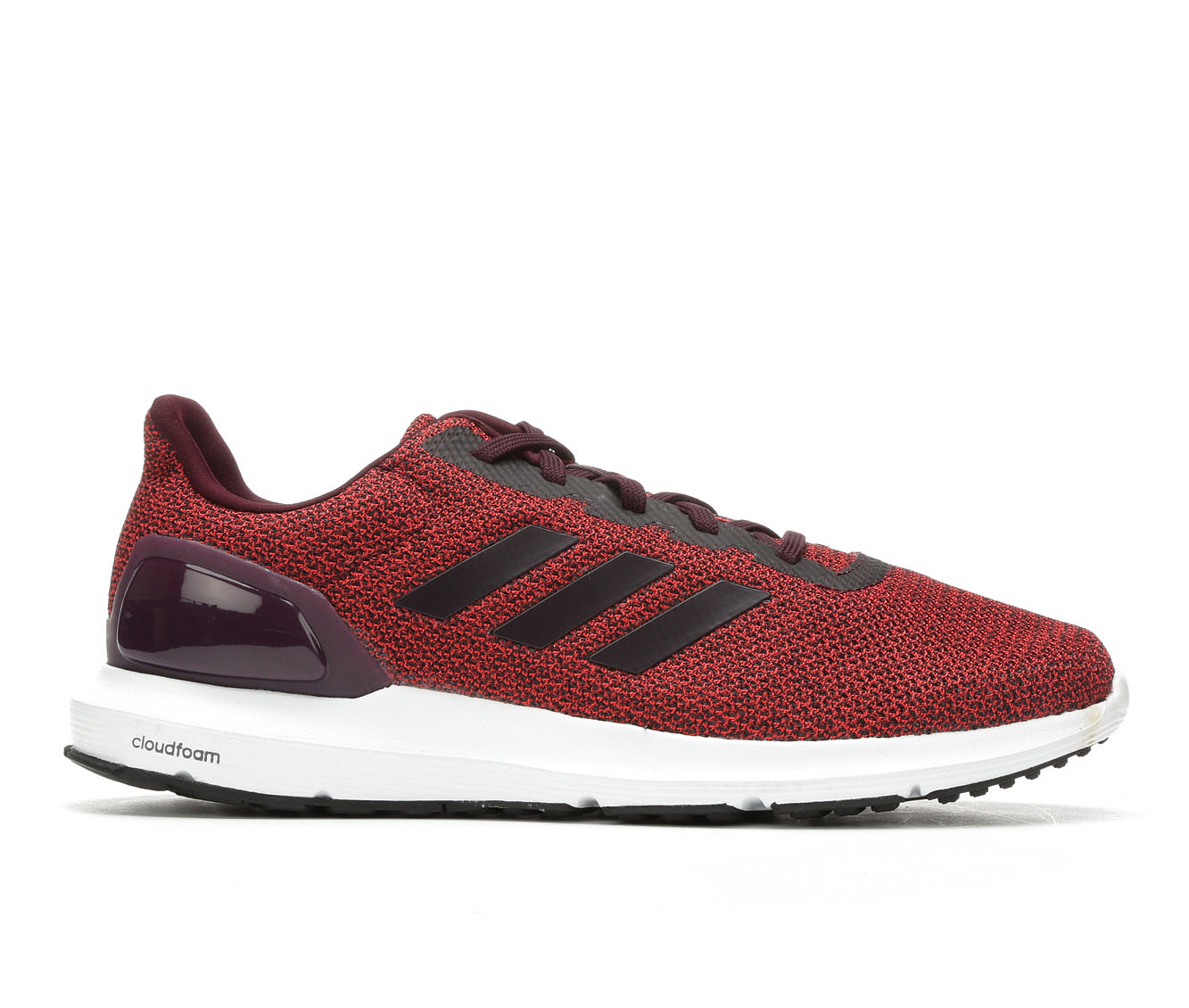 Men's Adidas Cosmic 2 SL Running Shoes (Red - Size 6.5) 1669395