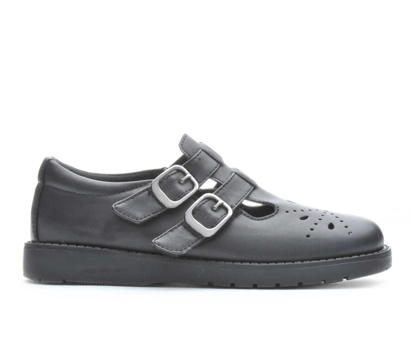 Girls' Unr8ed Adriana 2 Uniform Shoes (Black)