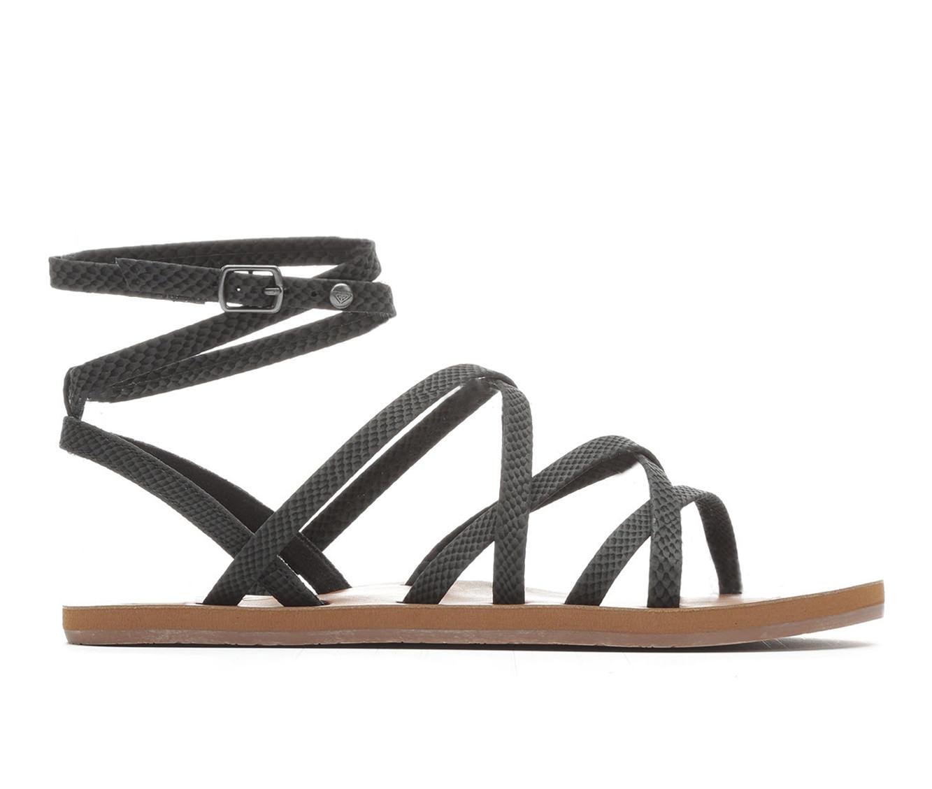 Women's Roxy Alba Sandals (Black)