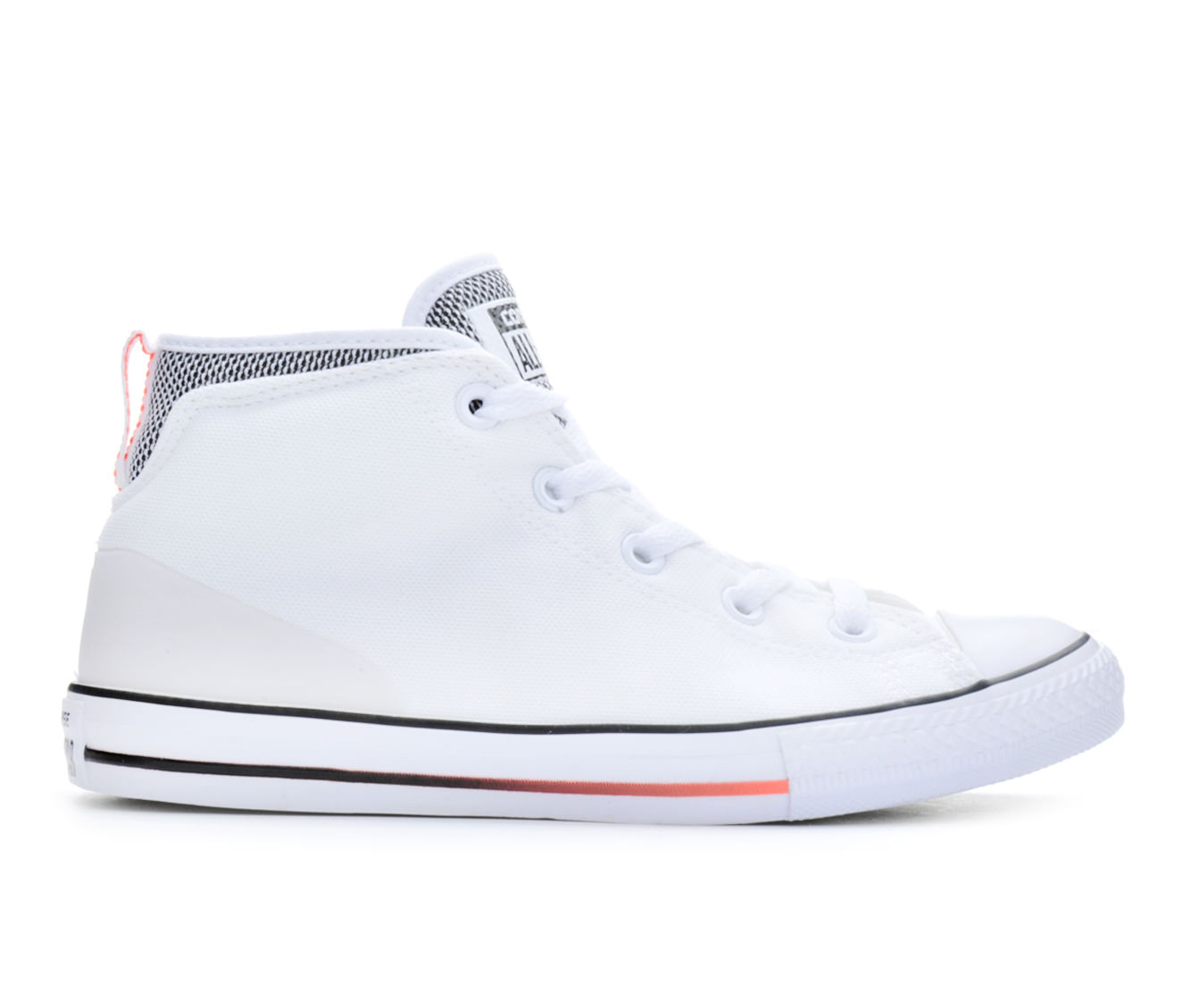 Boys' Converse Syde Street Summer Canvas Sneakers (White)