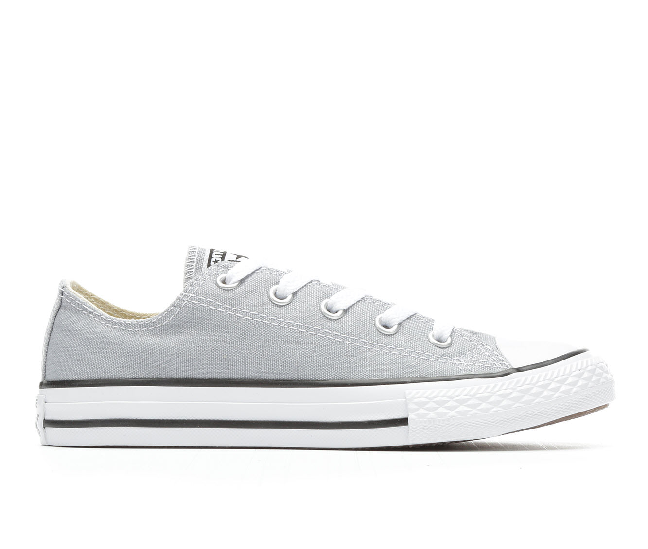 Girls' Converse Chuck Taylor All Star Seasonal Sneakers (Grey)