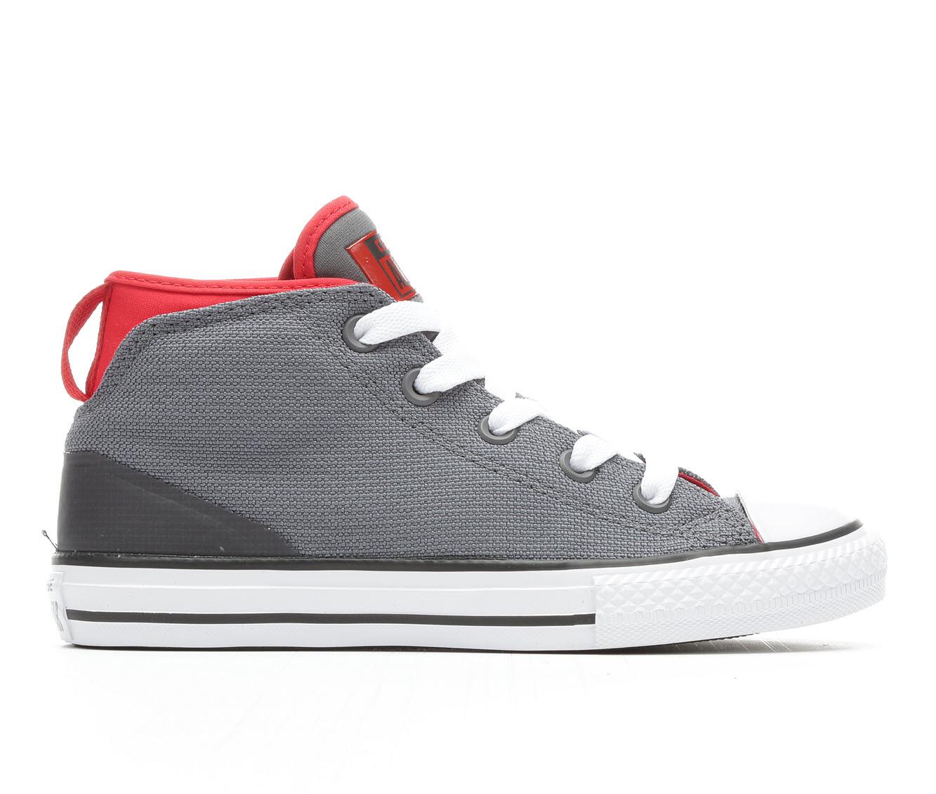 Boys' Converse CTAS Toughpoly Colorpop Sneakers (Grey)
