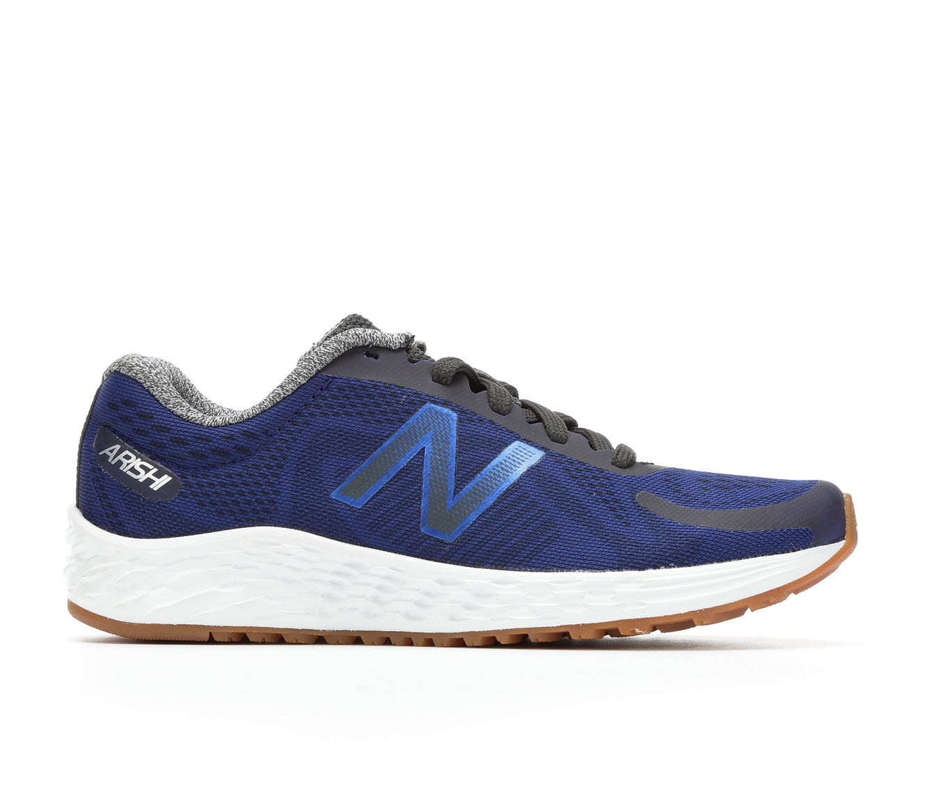 Boys' New Balance Arishi KJARIBLY Running Shoes (Blue)