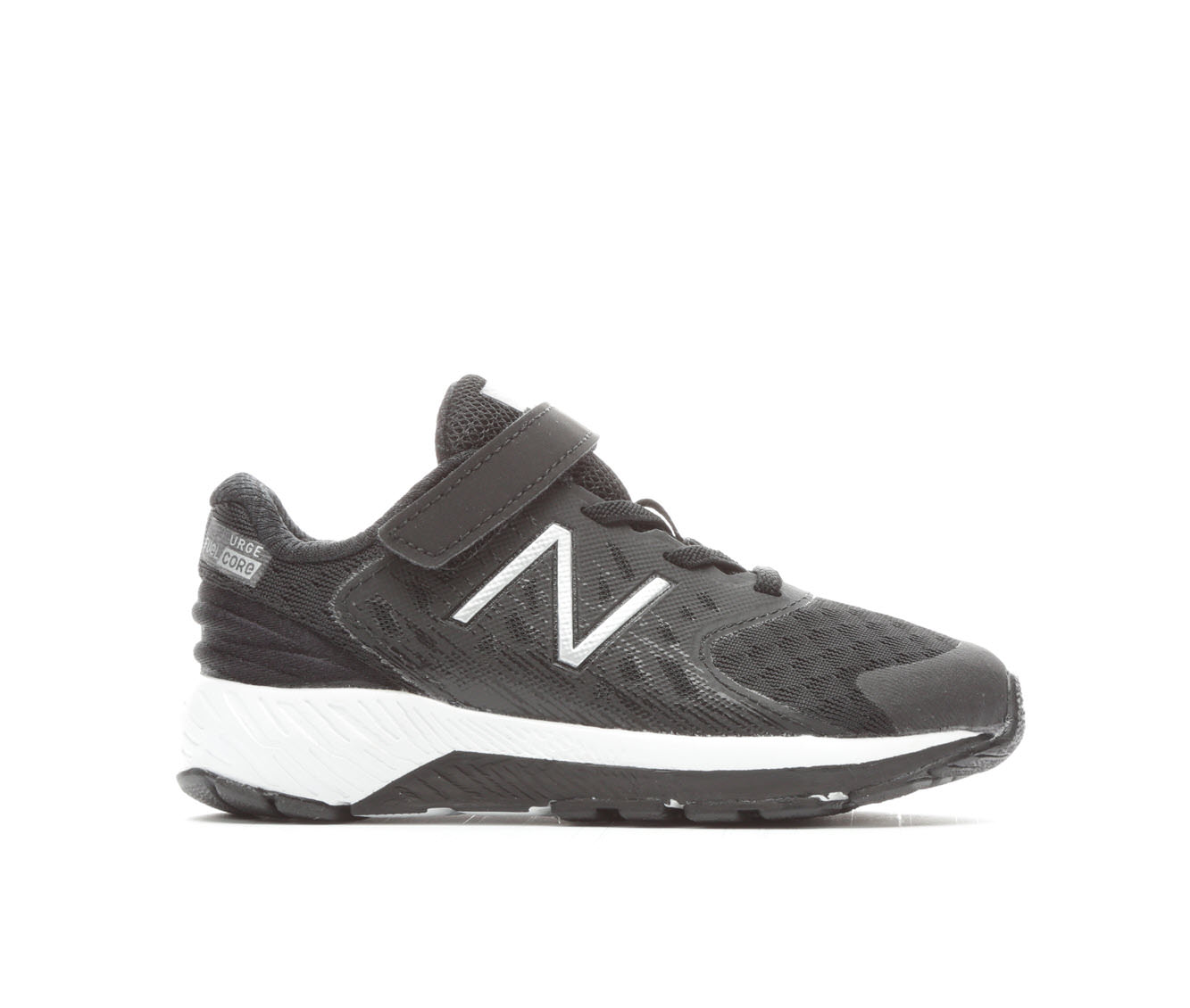Boys' New Balance Infant KVURGBWI Running Shoes (Black)
