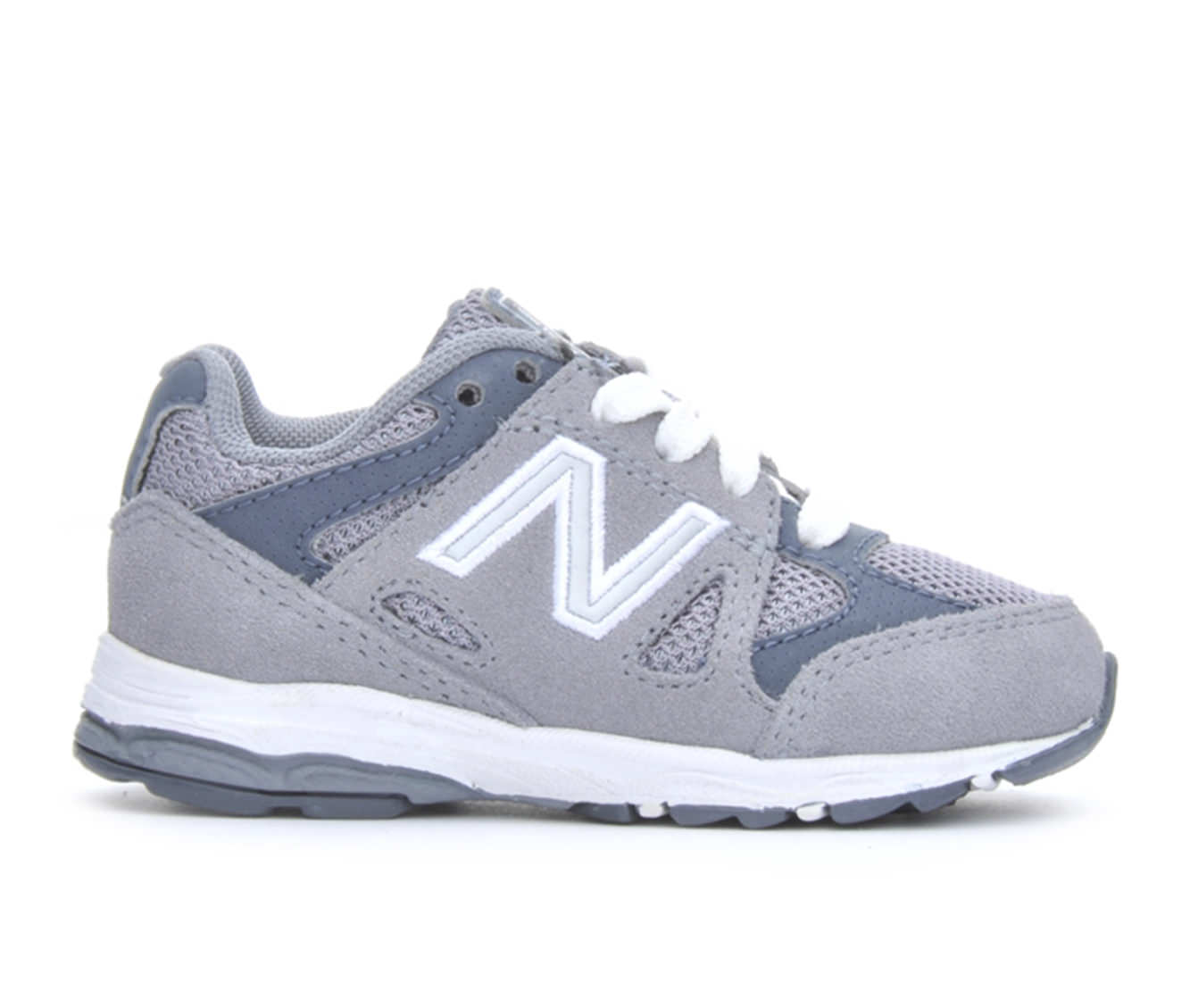 Boys' New Balance Infant KJ888GYI Sneakers (Grey)