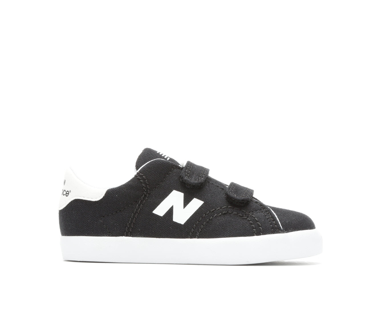Girls' New Balance Infant KVCRTBWI Sneakers (Black)