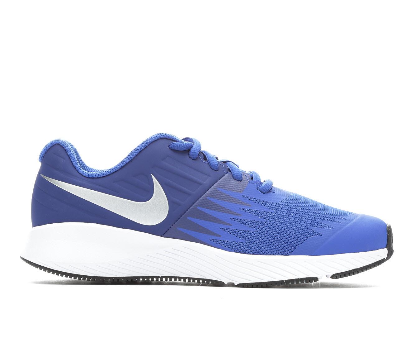 Boys' Nike Star Runner Running Shoes (Blue)