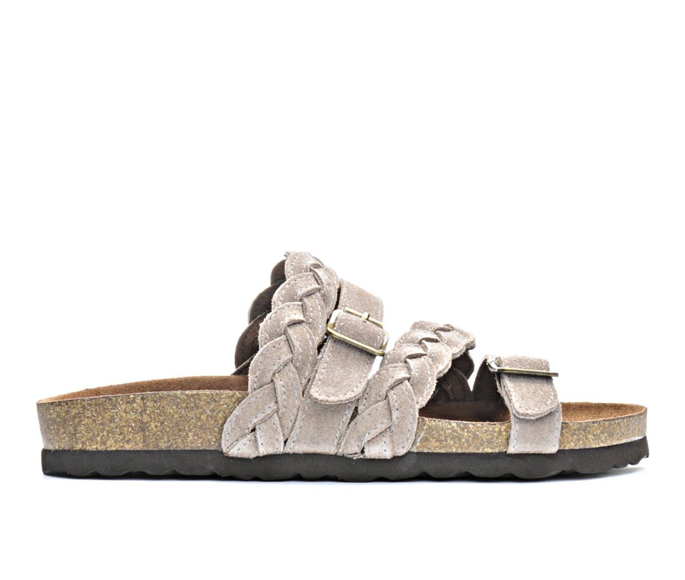 Women's White Mountain Holland Sandals (Beige)