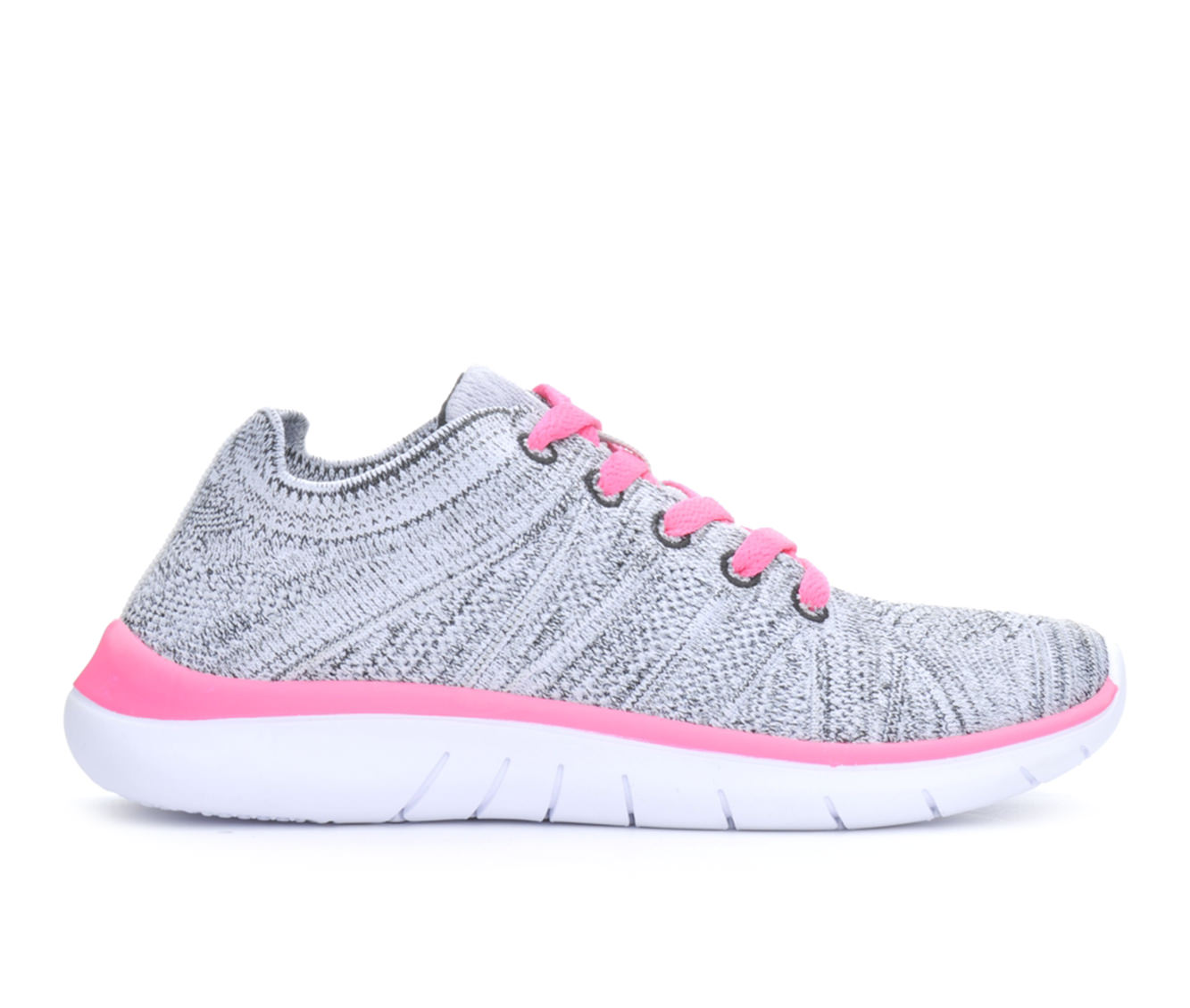 Girls' L.A. Gear Candy Sneakers (Grey)