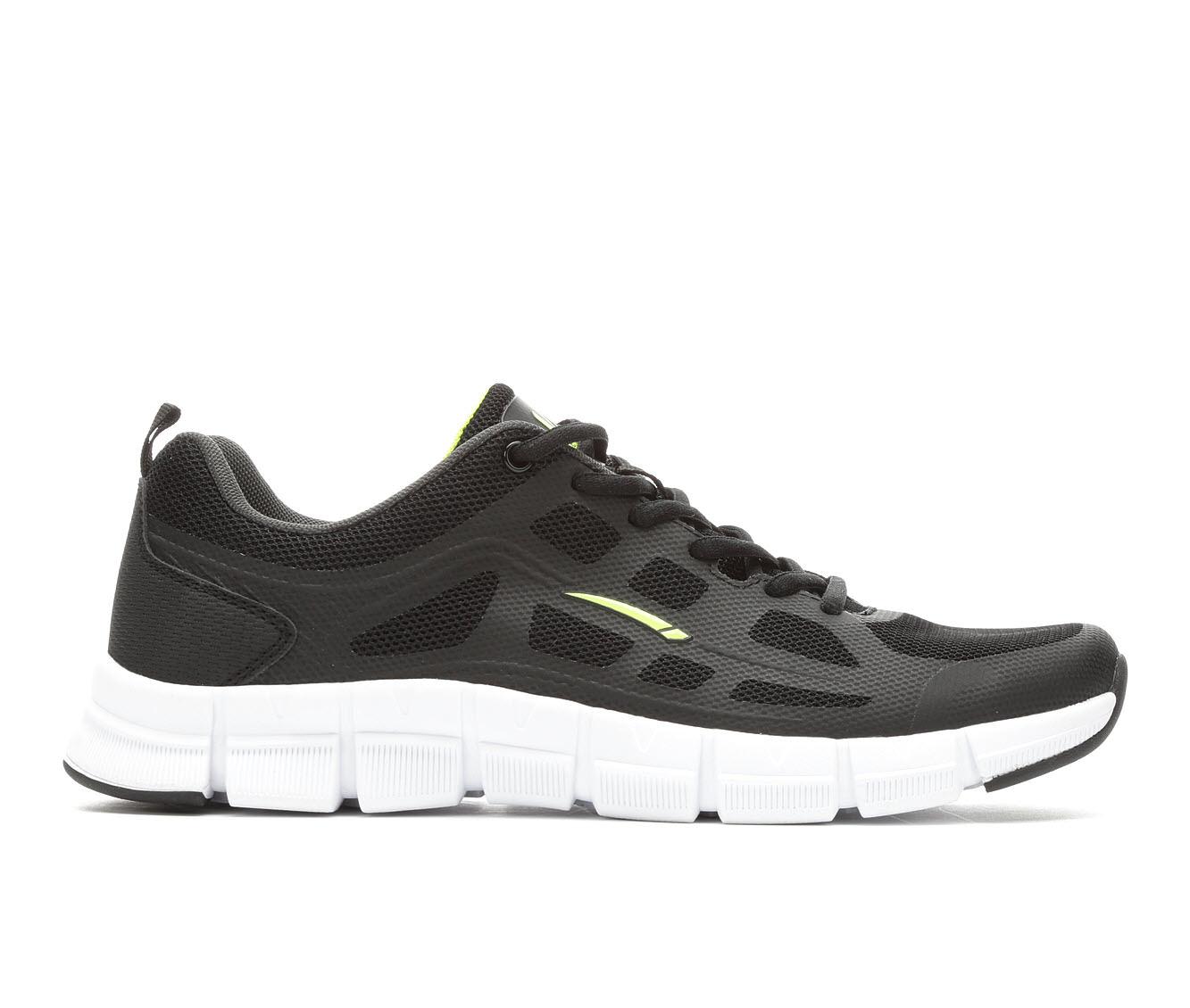 Men's L.A. Gear Mast Running Shoes (Black - Size 8) 1658033