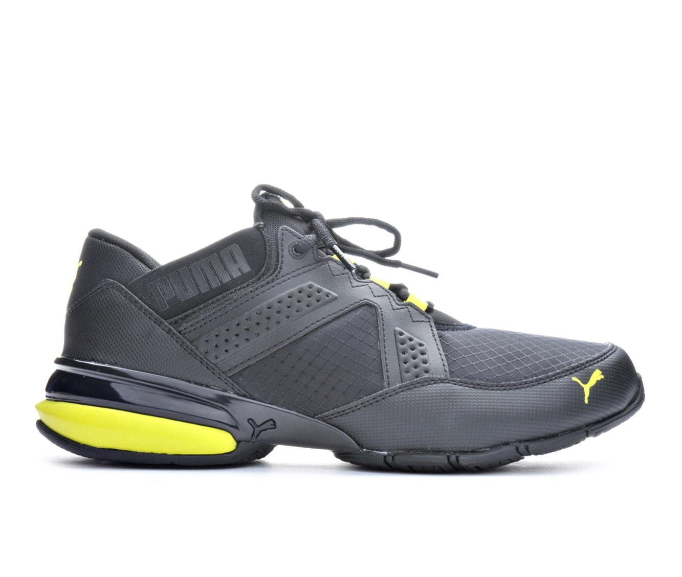 Men's Puma Enzin Ripstop Running Shoes (Black - Size 14) 1661289
