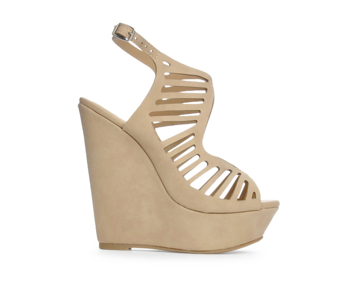 Women's Delicious Sula Sandals (Beige)