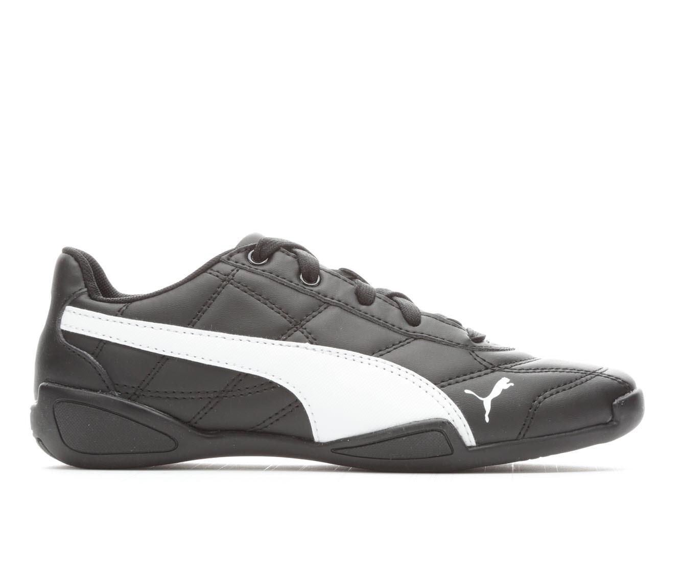 Girls' Puma Tune Cat 3 Sneakers (Black)