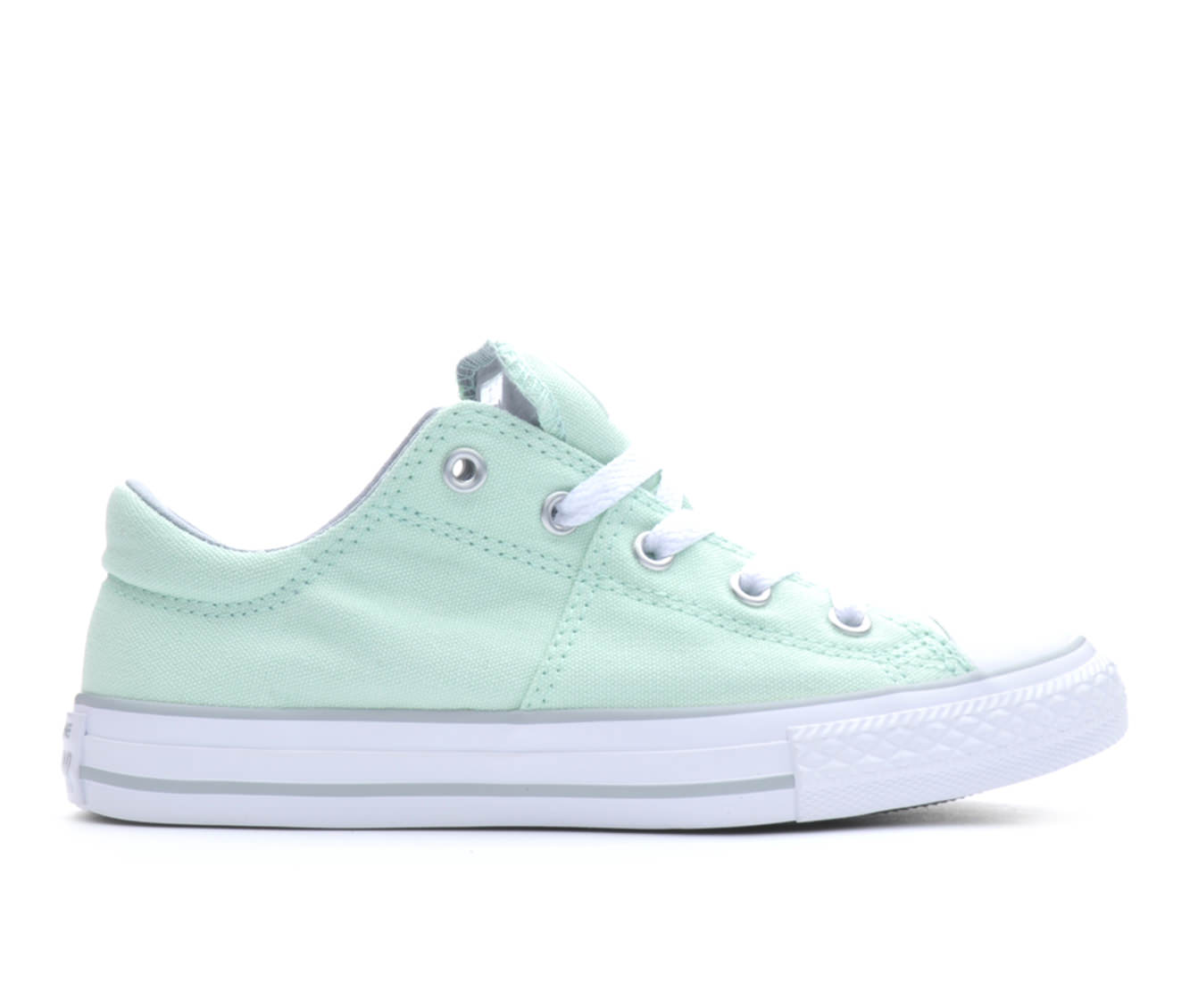 Girls' Converse CTAS Madison Canvas Sneakers (Green)