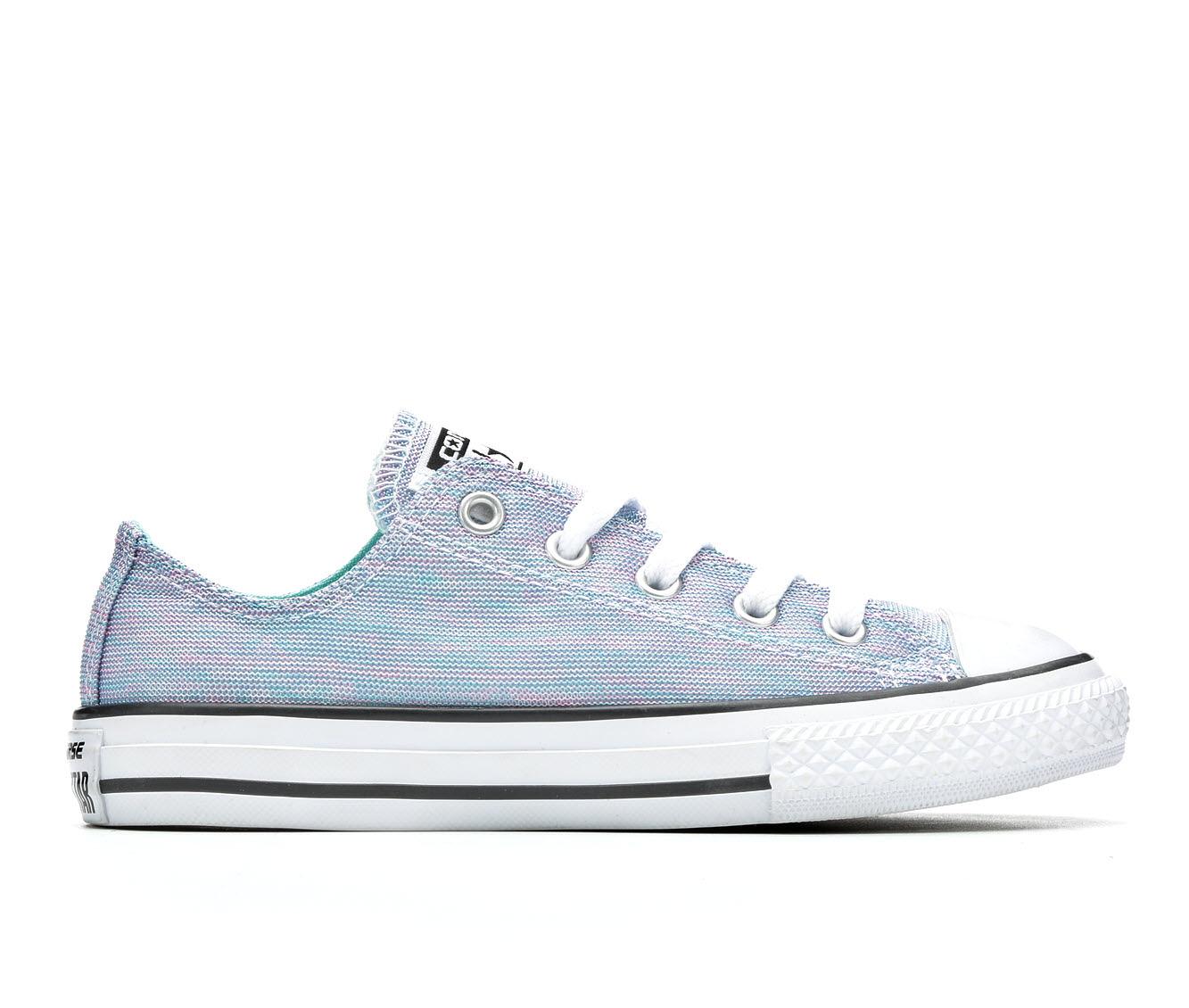 Girls' Converse CTAS Jersey Ox Sneakers (Multicolor)