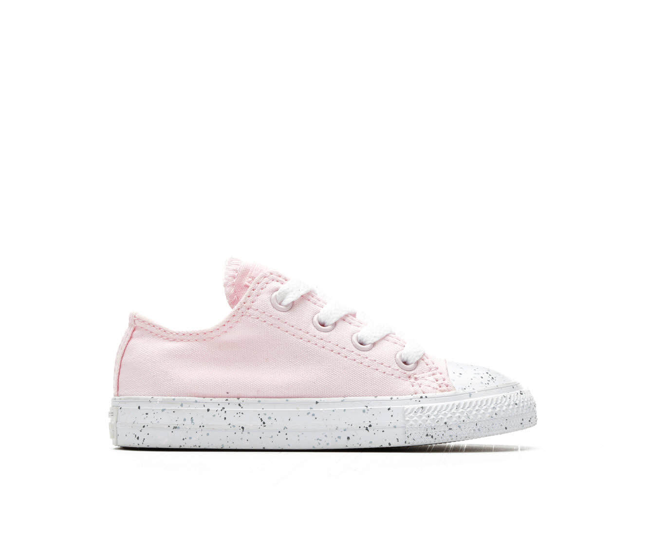 Girls' Converse Infant Speckled Outsole Ox Sneakers (Pink)