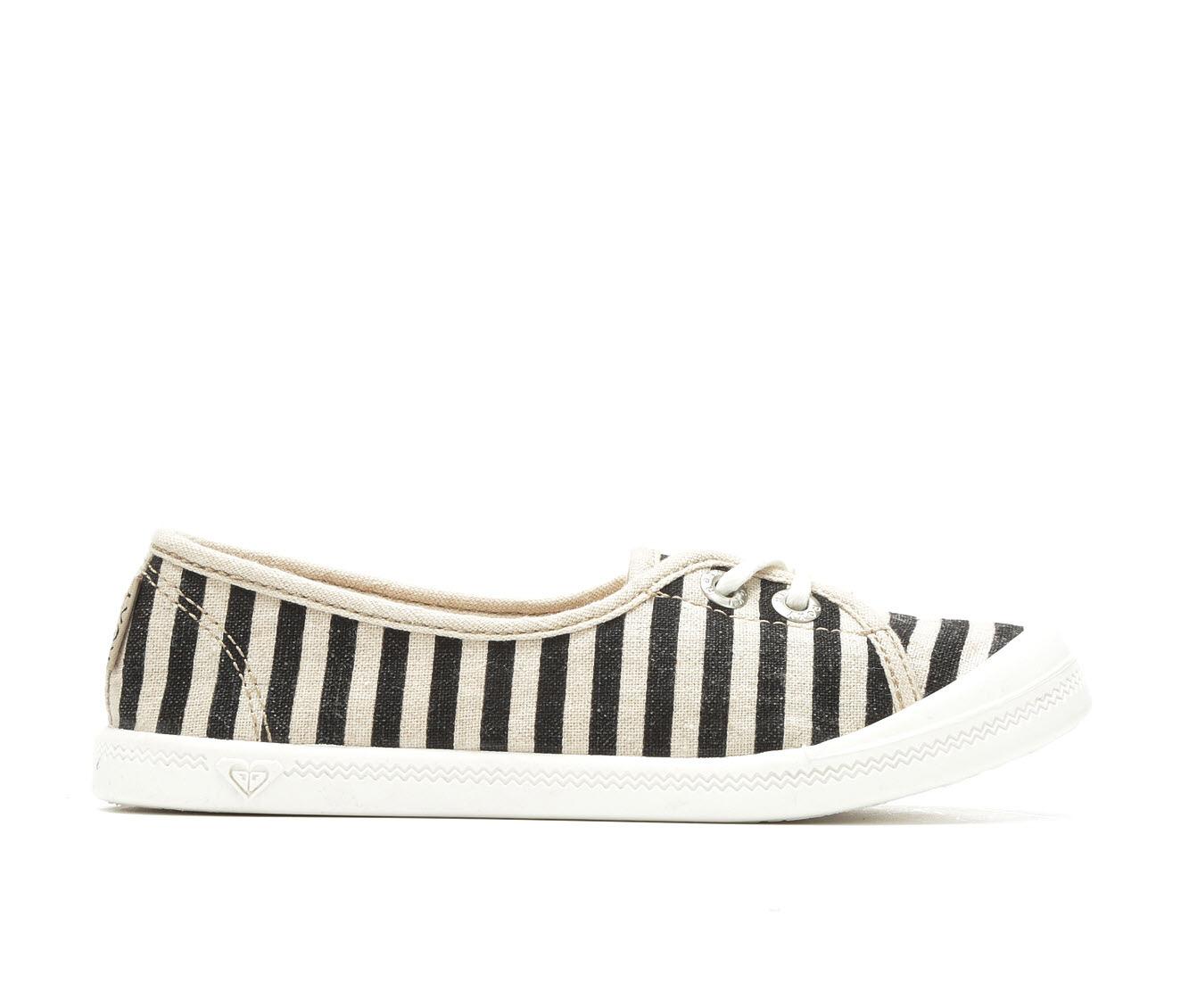 Girls' Roxy RG Avalon Sneakers (Beige)