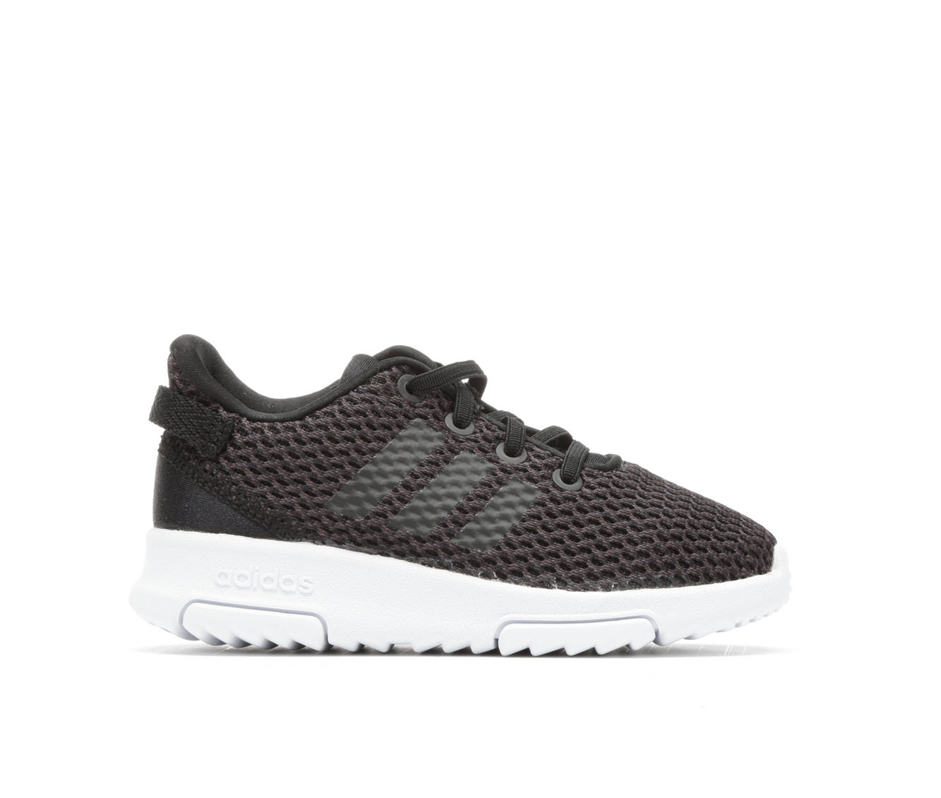 Girls' Adidas Infant Racer TR Running Shoes (Black - Size ) 1659739