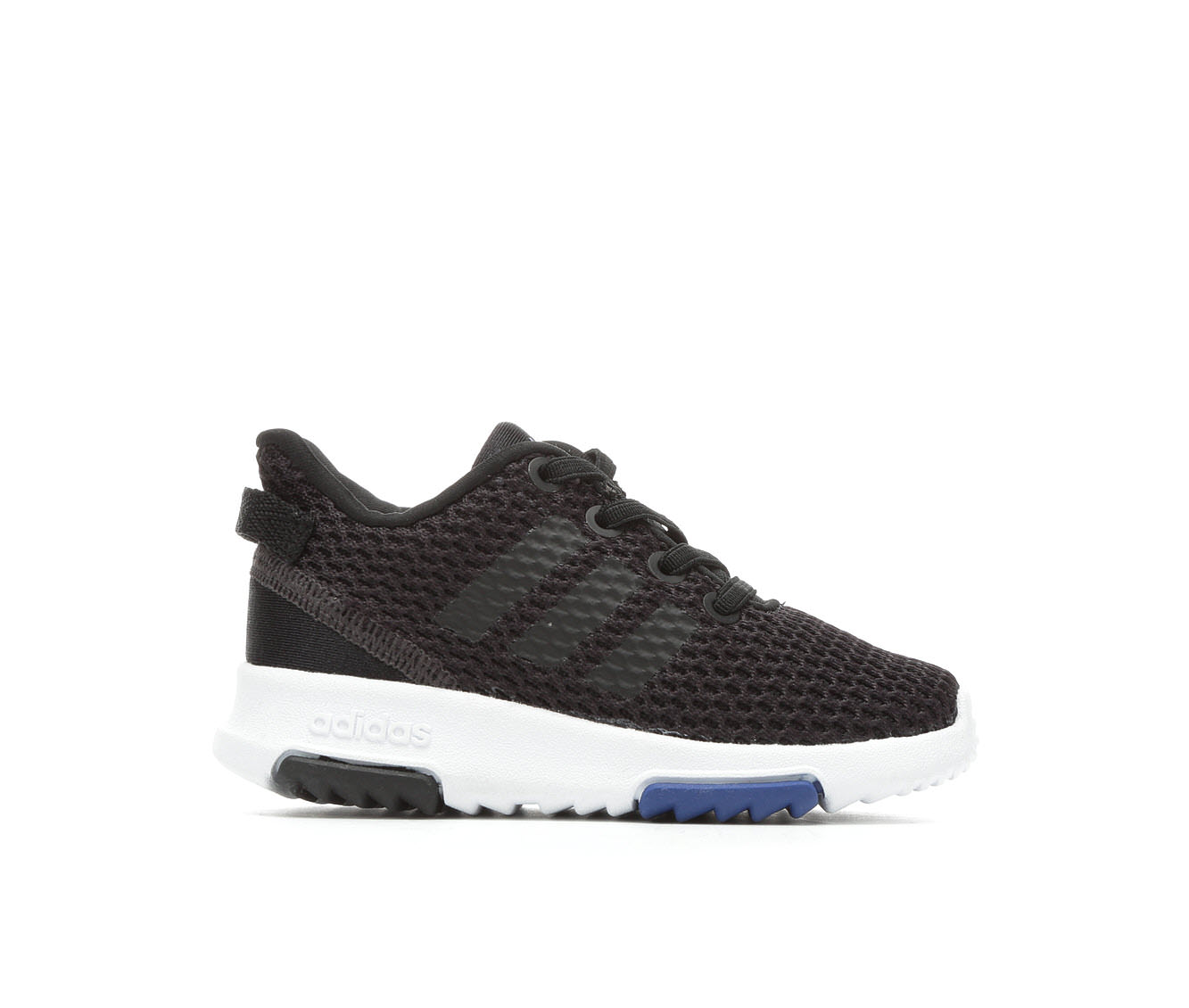 Girls' Adidas Infant Racer TR Running Shoes (Black - Size 4 - ) 1699875
