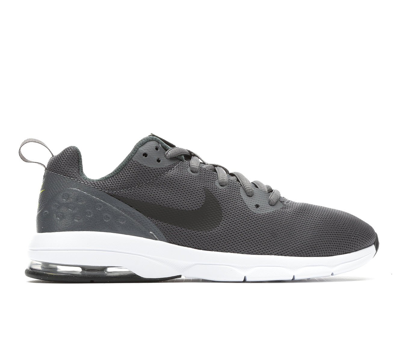 Boys' Nike Air Max Motion Low Running Shoes (Grey)