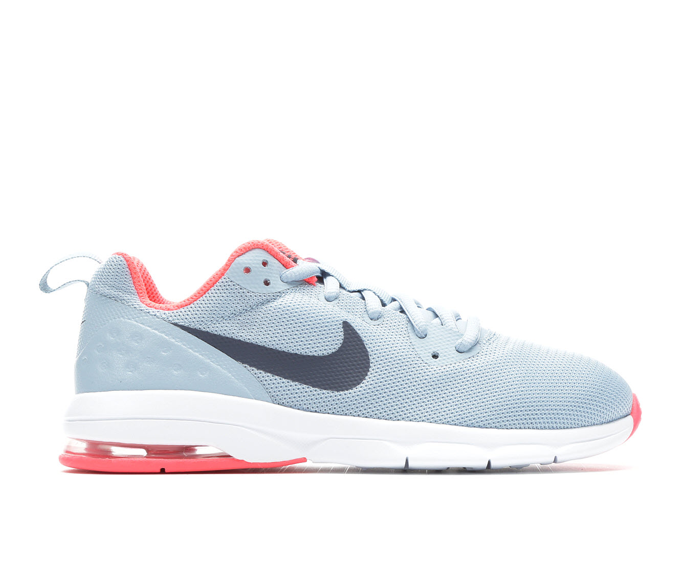 Girls' Nike Air Max Motion Low Running Shoes (Blue)