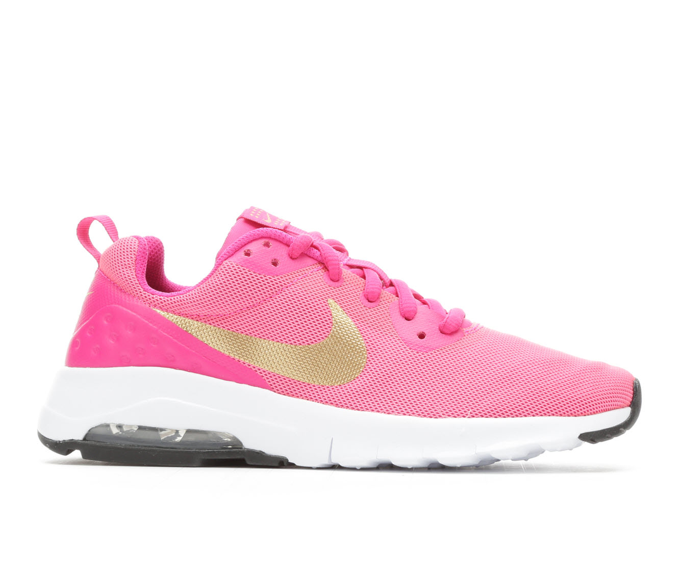 Girls' Nike Air Max Motion Low Running Shoes (Pink)